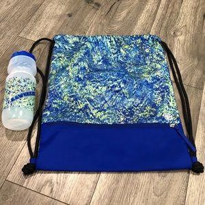 Lululemon 2019 Seawheeze Entrant Drawstring Bag